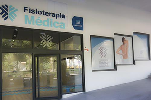 Fisioterapia Médica HCB